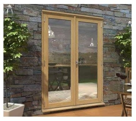 External French Door Safety Aspire Doors