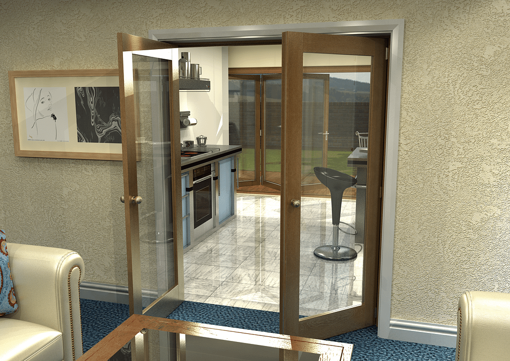 What is an Internal French Door? Image