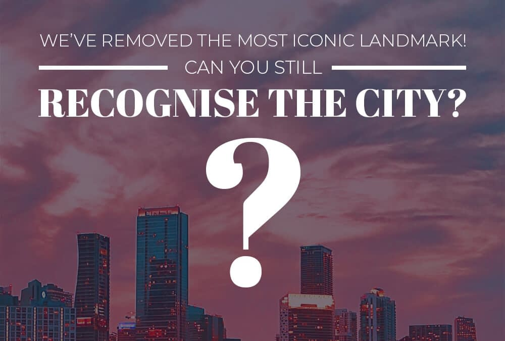 Can You Guess These Iconic City Skylines Without Their Famous Landmarks?