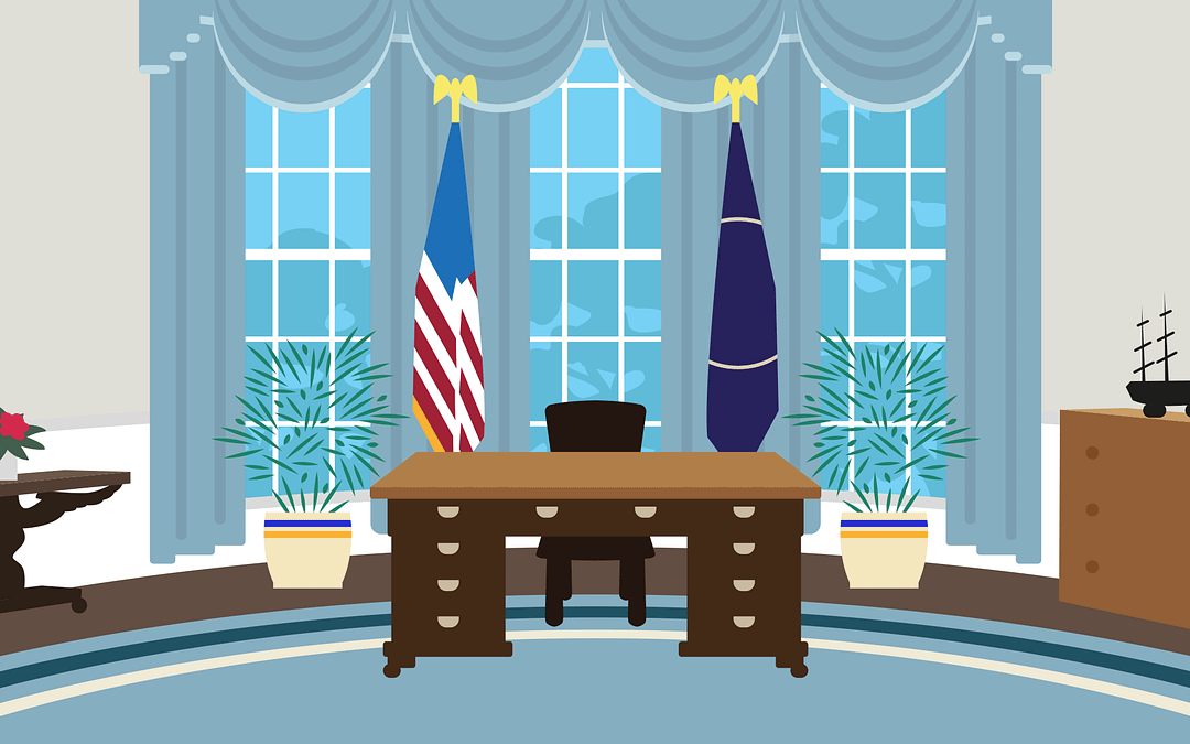How the Last 7 US Presidents Have Decorated the Oval Office