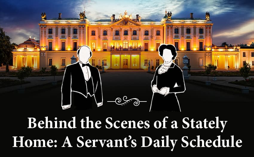 Downtown Abbey: Behind The Scenes