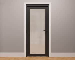 Heritage 1 Light Frosted Single Door - Lifestyle Shot