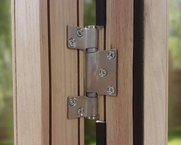 Icon Solid Oak Part Q Middle Hinge