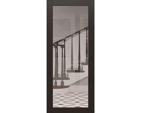 Heritage 1 Light Single Door - Cutout Shot