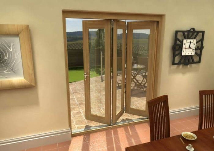 What Types of External Bi-Fold Door Are There? Image