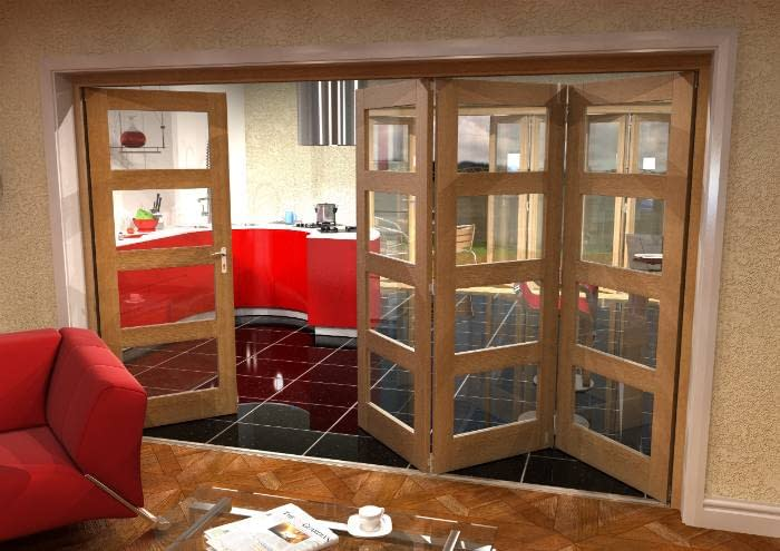 What Types of Internal Bi-Fold Door Are There? Image
