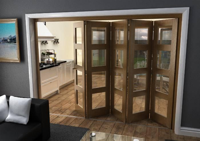 How to Paint Internal Bi-Fold Doors Image